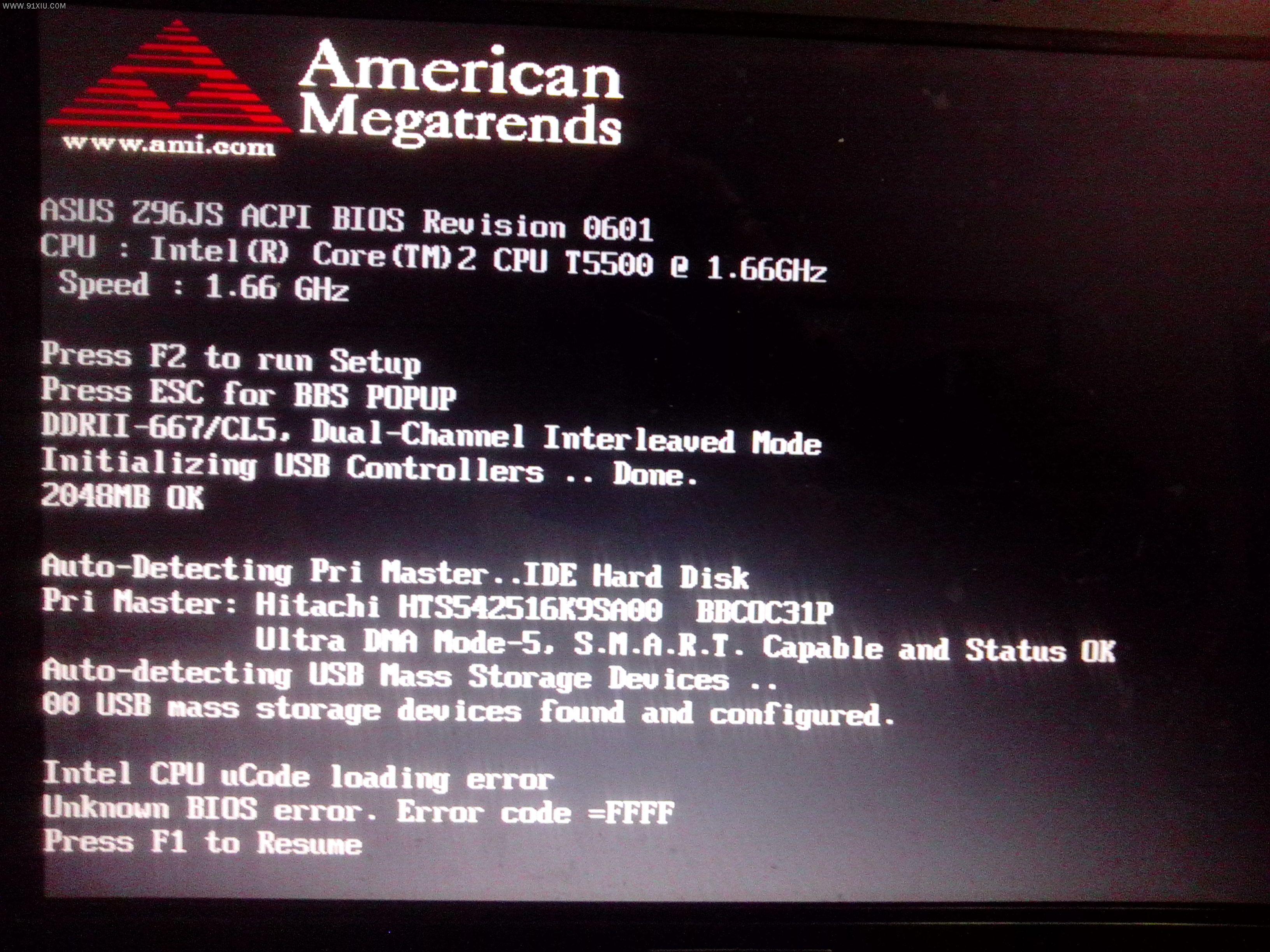 这个问题也常见吧!你先试试放电和换CPU!5 k; Y1 G6 `9 J$ _ q 有的机器可以进入系统,就是在切换程序时候会死机 ! H0 E4 g e2 ^! c2 E 主板识别不了CPU的型号?这款主板应该是可以支持双核的啊 9 D* L m- V( W 更新下BIOS试试,如果还不行,检查CPU是否有问题。7 P0 R/ S( S+ s 据大量搜索,应该是BIOS的问题,要刷最新的BIOS
